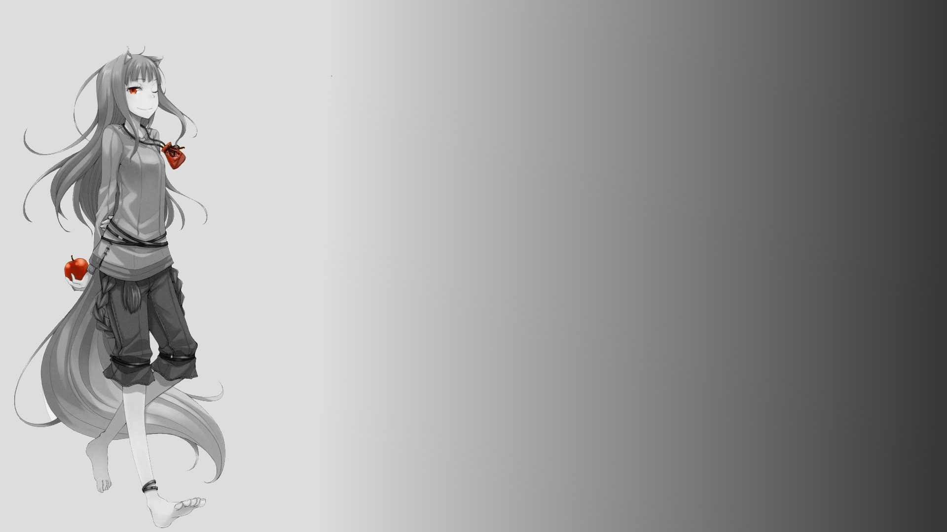 Anime Character desktop wallpaper