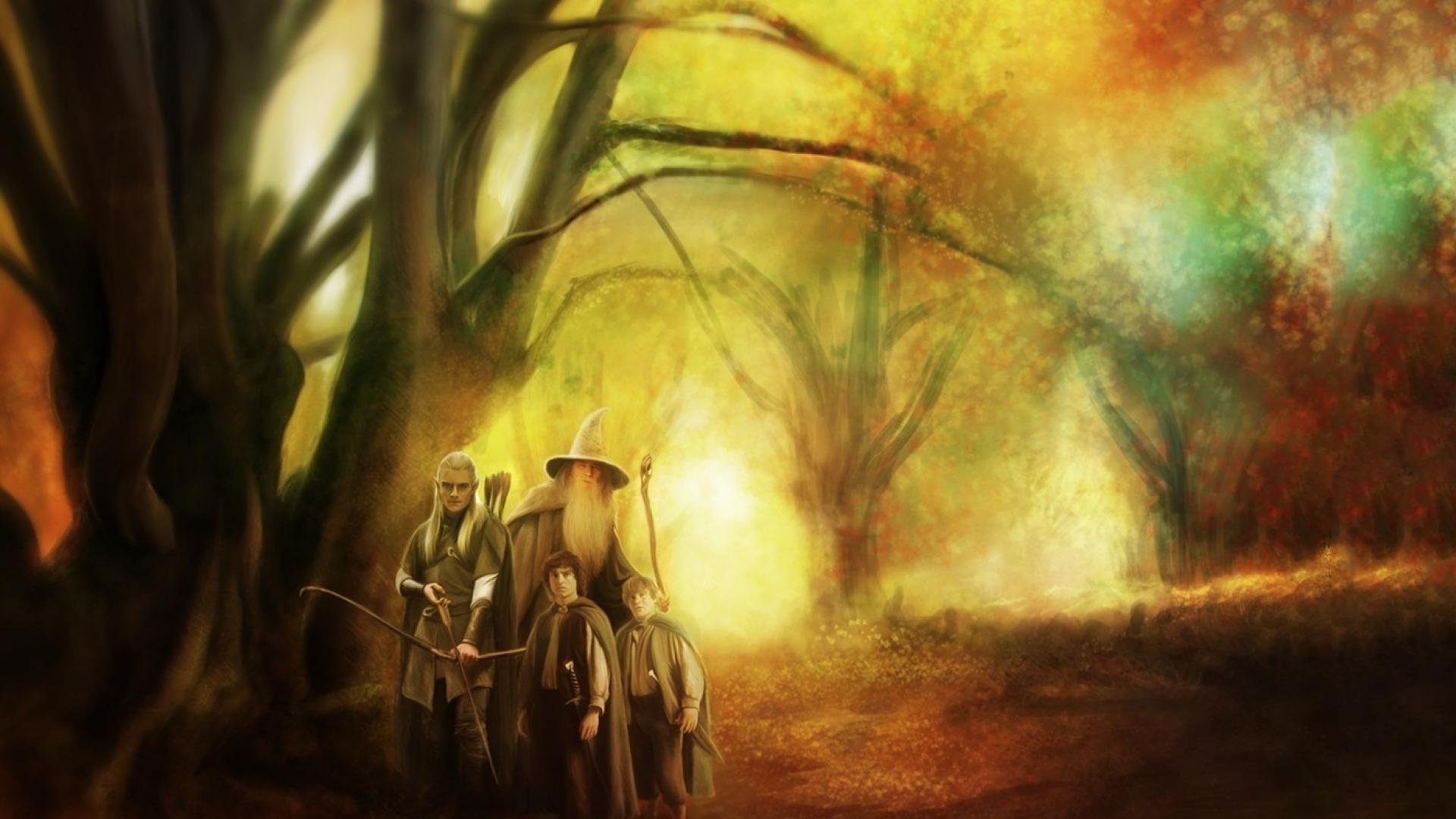 Legolas pc wallpaper
