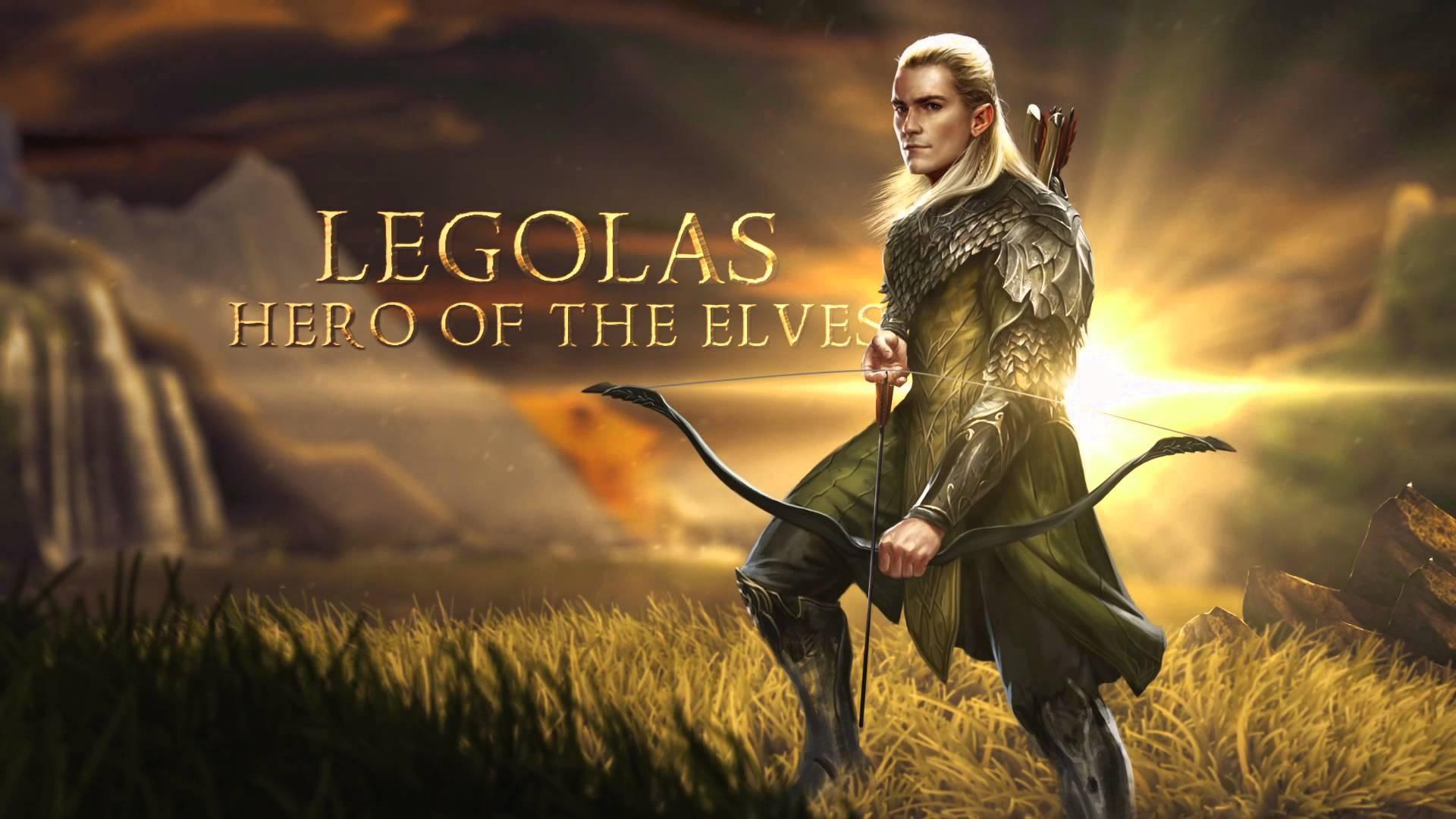 Legolas free image