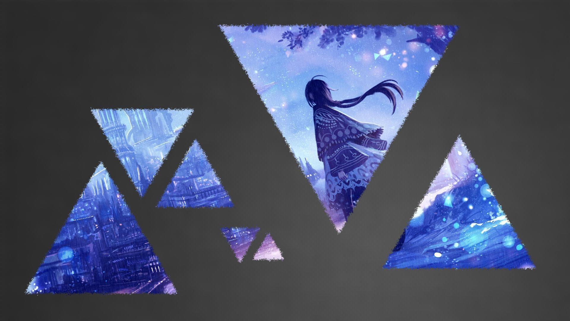 Anime Girls For Windows computer wallpaper