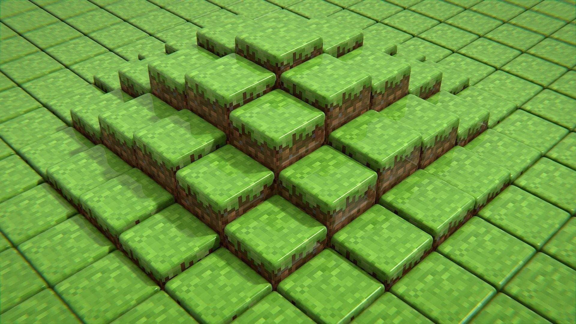 Minecraft pc wallpaper