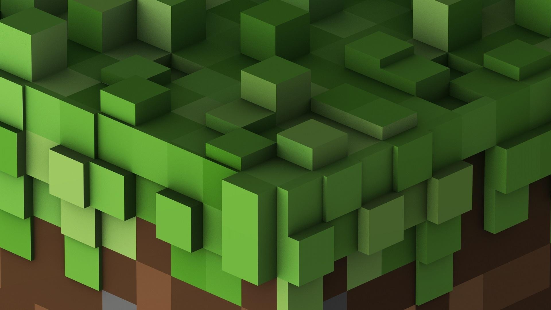 Minecraft free background
