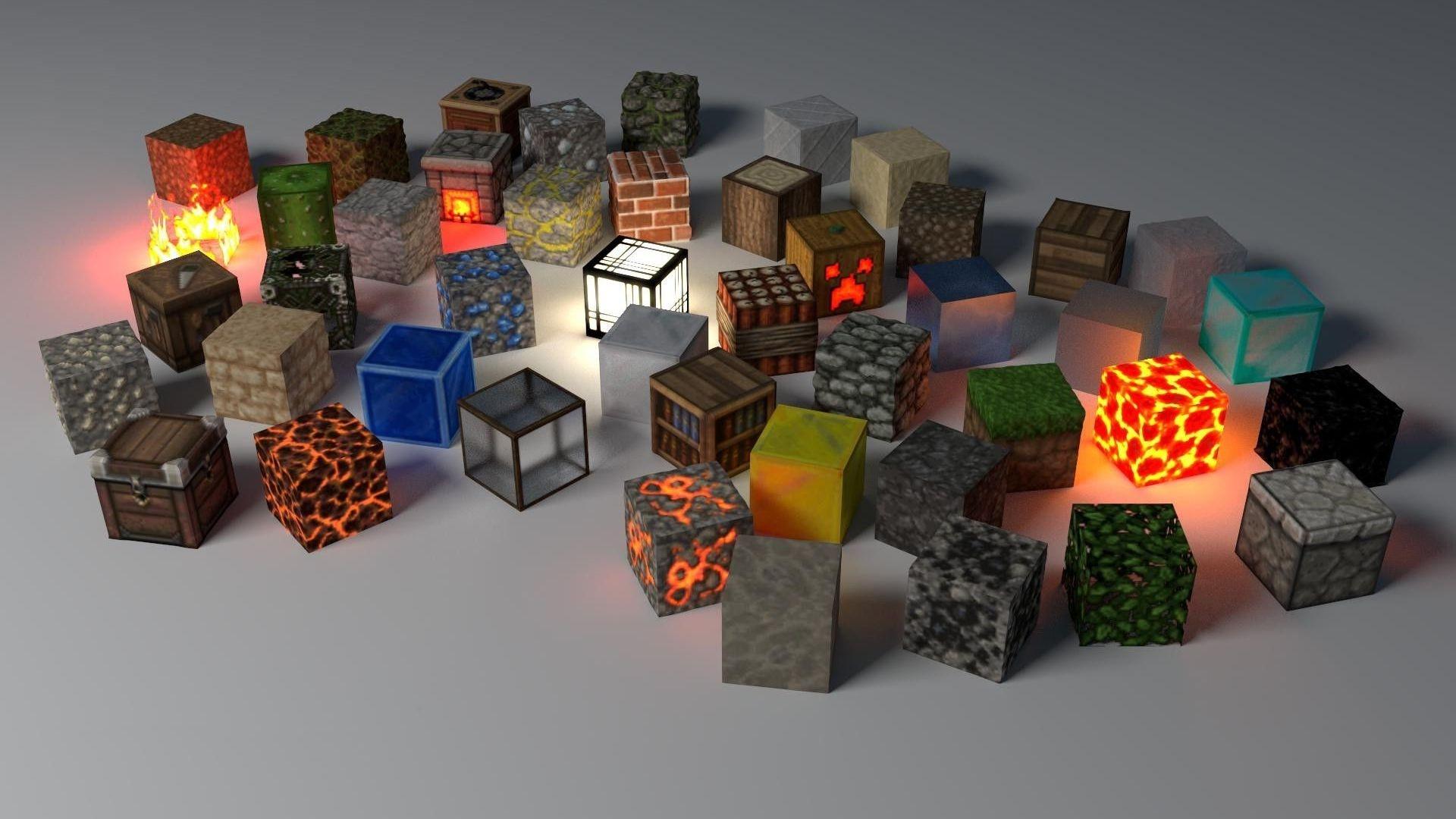 Minecraft windows wallpaper