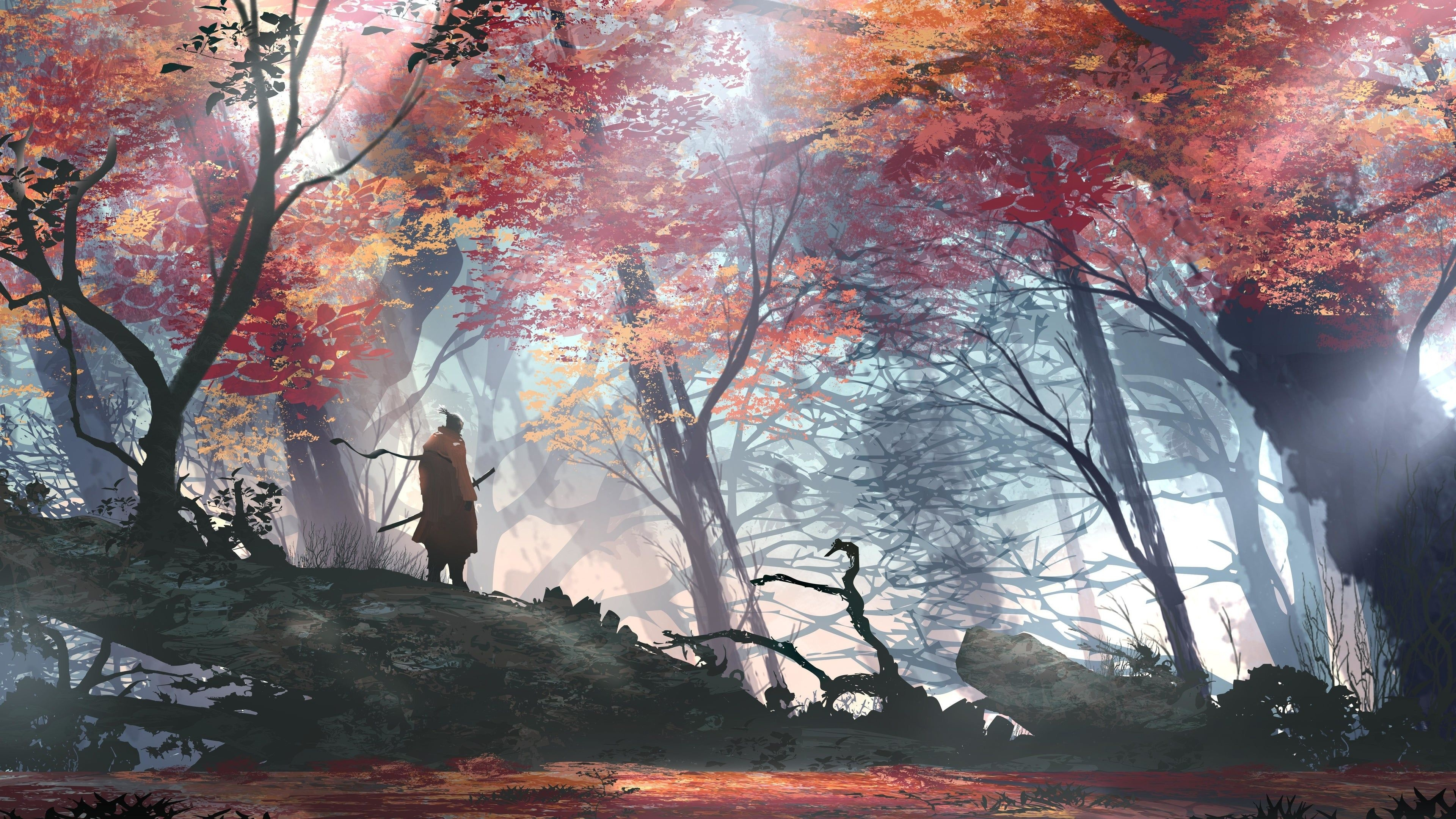 Fall Art desktop wallpaper free download