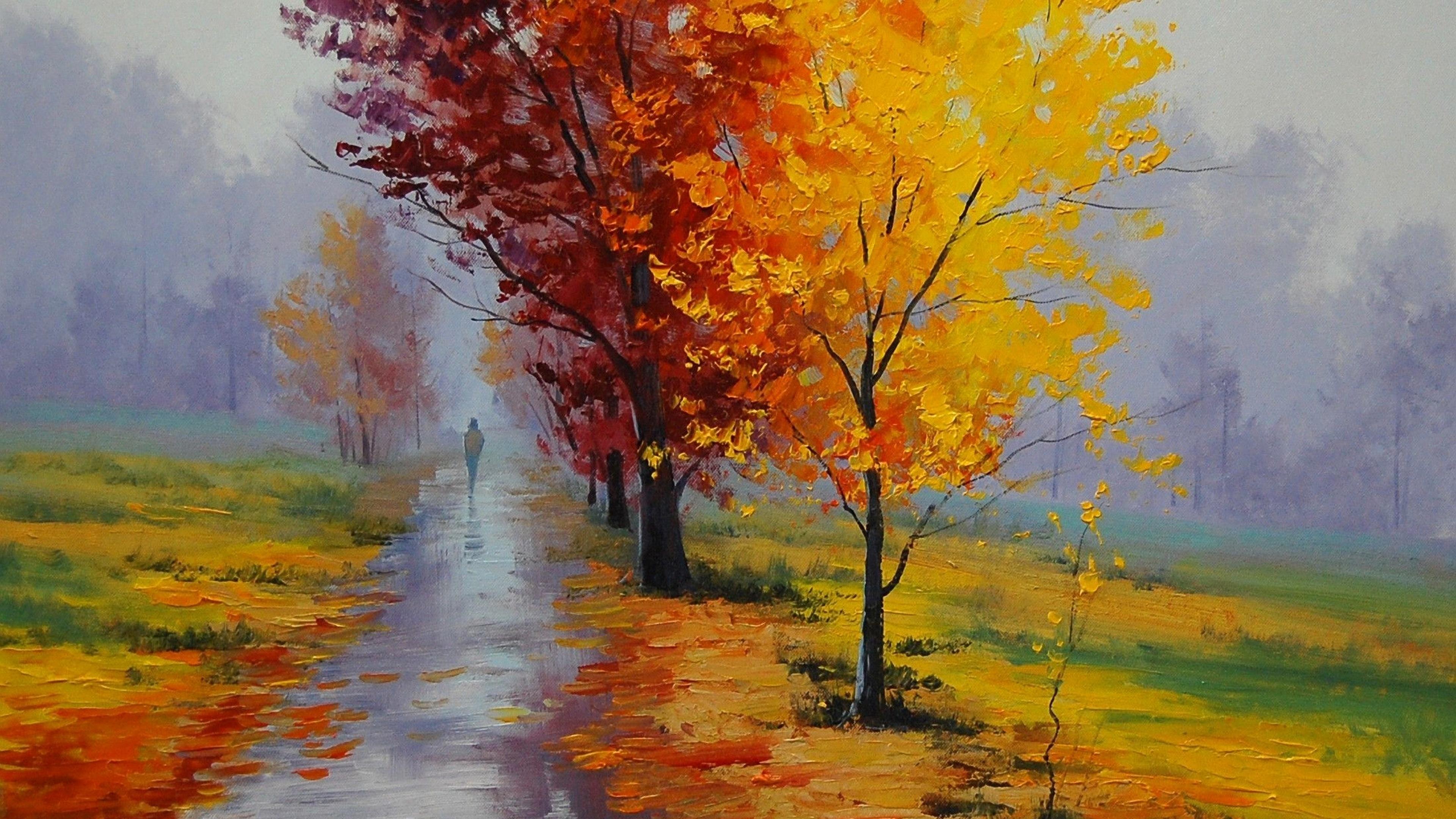 Fall Art wallpaper hd