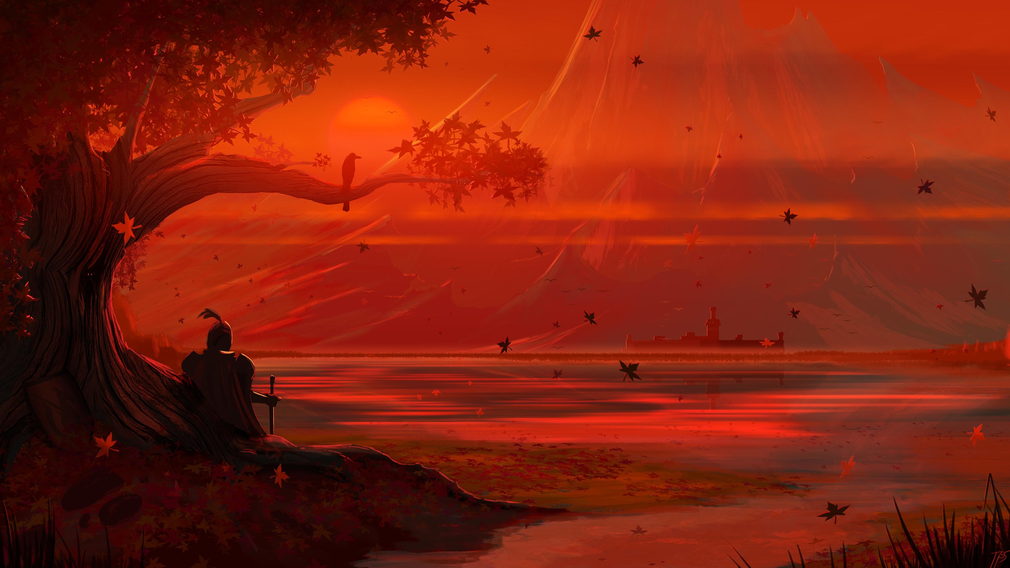 Fall Art 1080p wallpaper