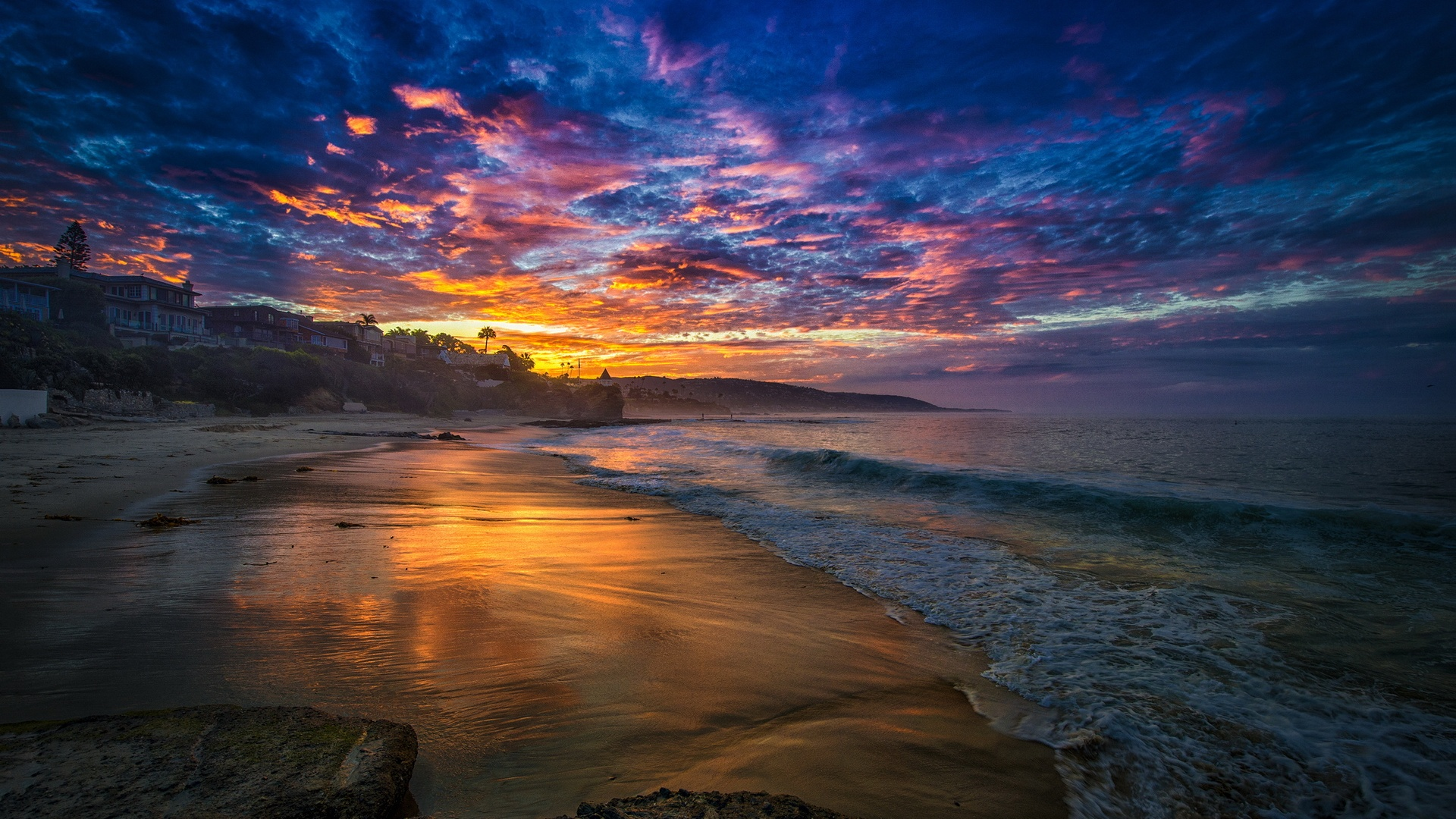 Sunset desktop wallpaper free download