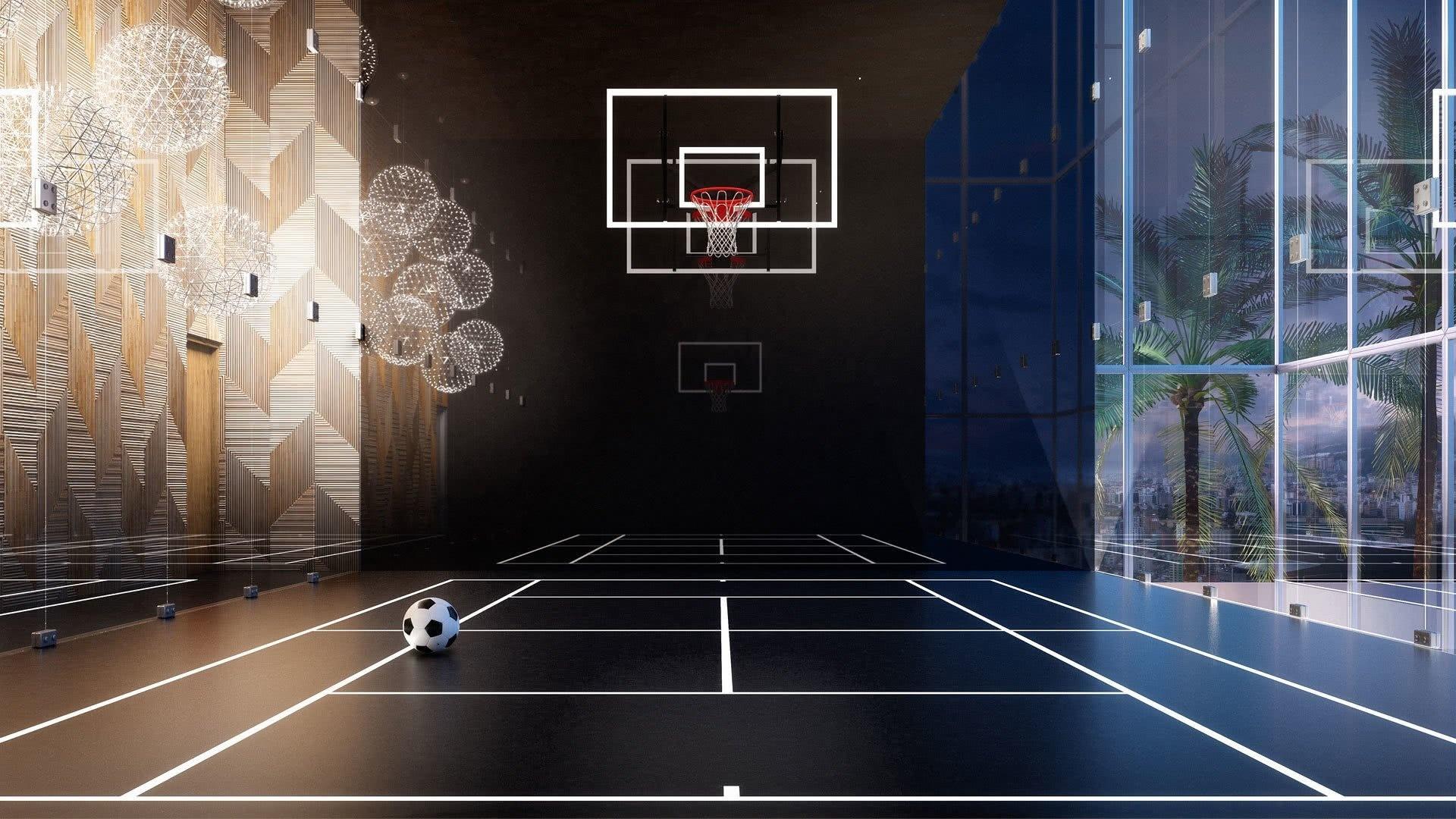 Basketball free image