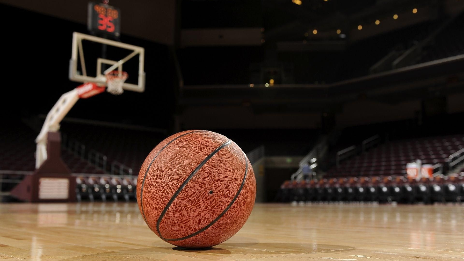 Basketball windows background