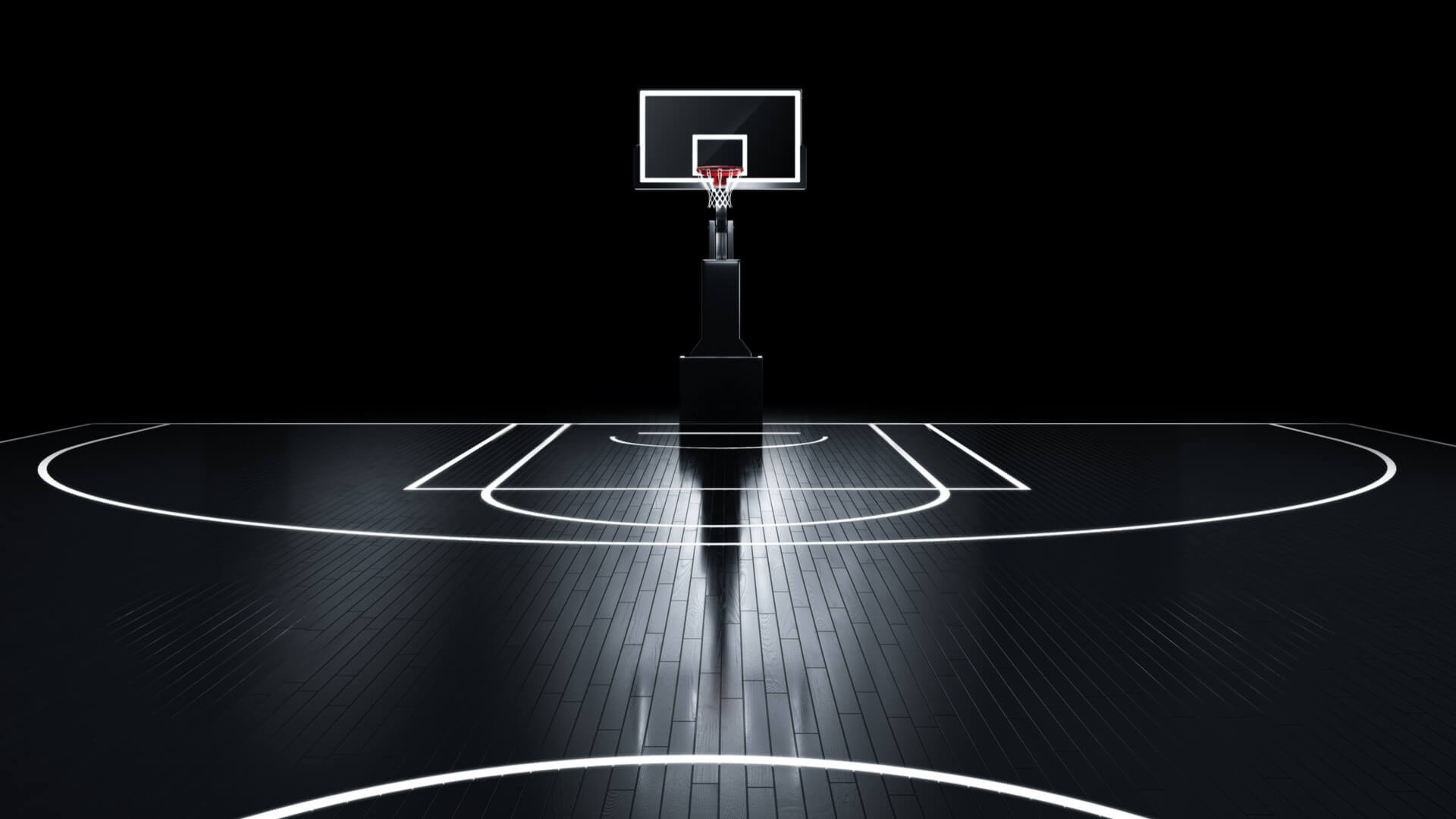 Basketball cool background
