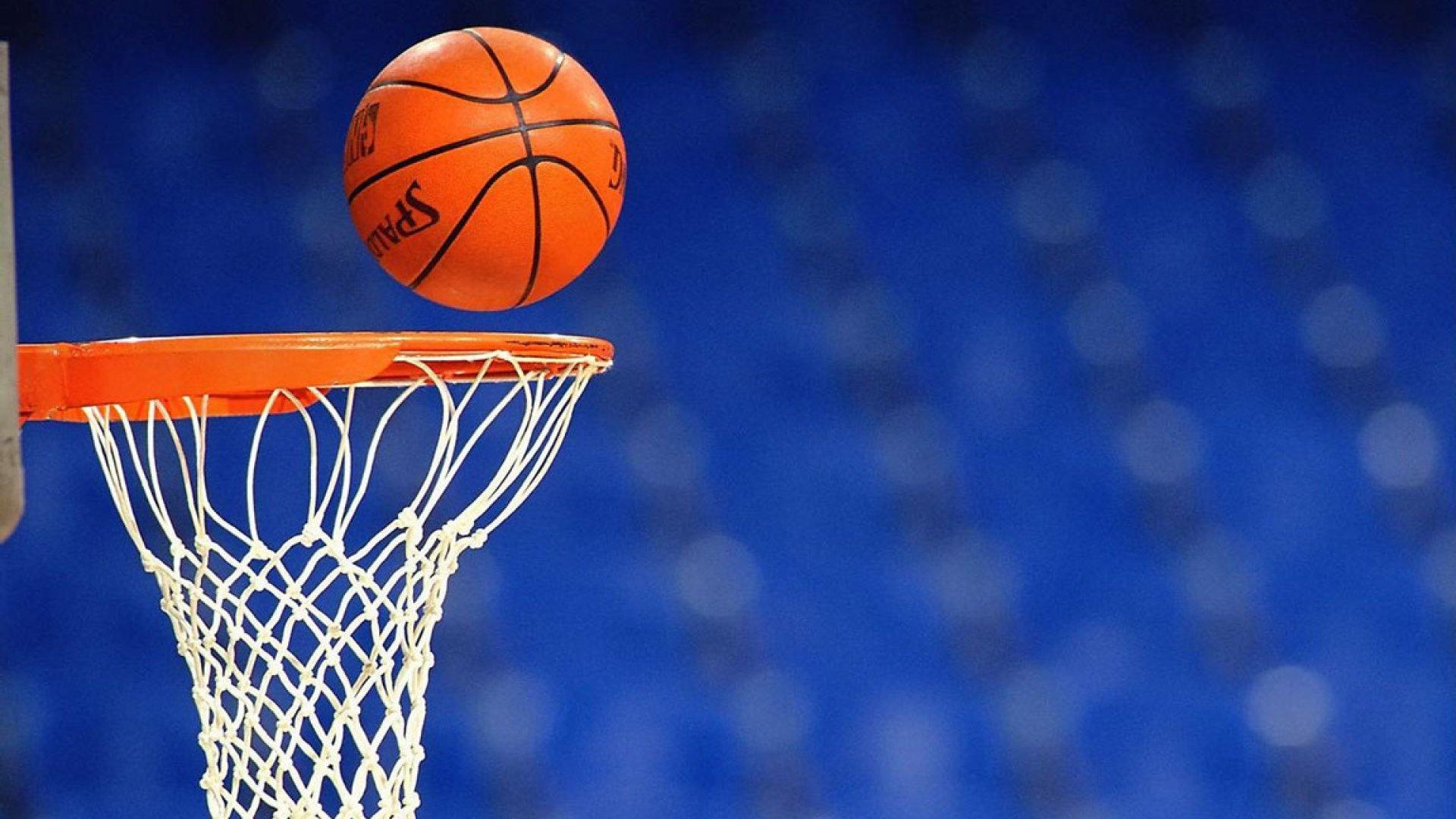 Basketball computer wallpaper