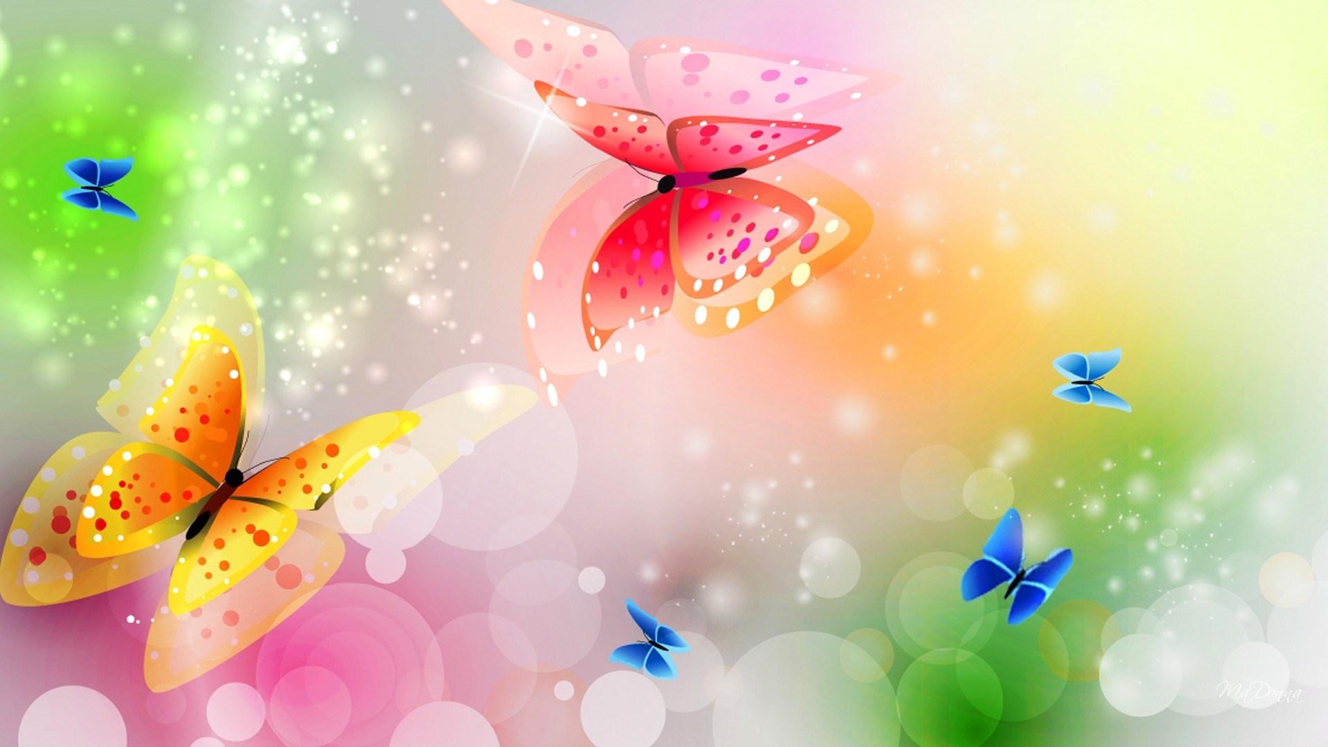 Butterfly pc wallpaper