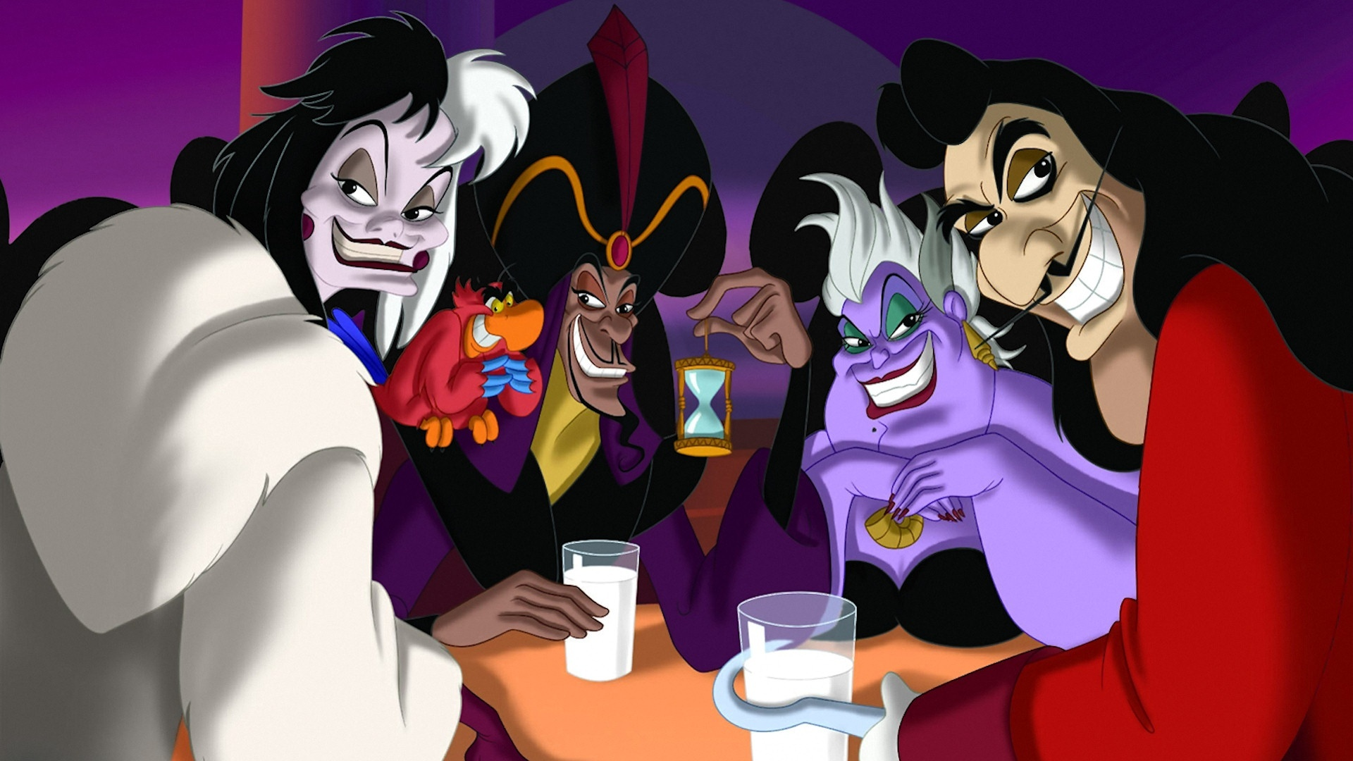 Disney Villain HD Wallpaper And Background 9678 Wallur.jpg background picture