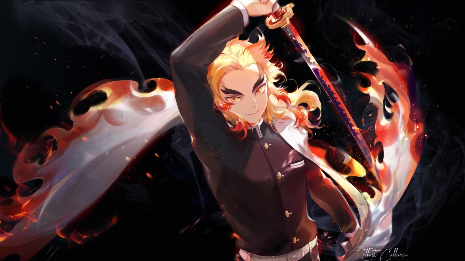 Demon Slayer best background