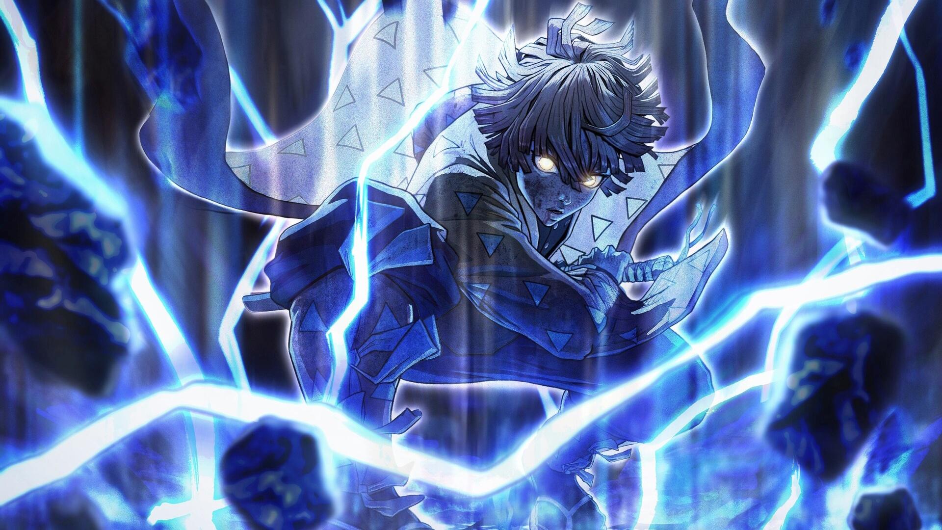 Demon Slayer background picture
