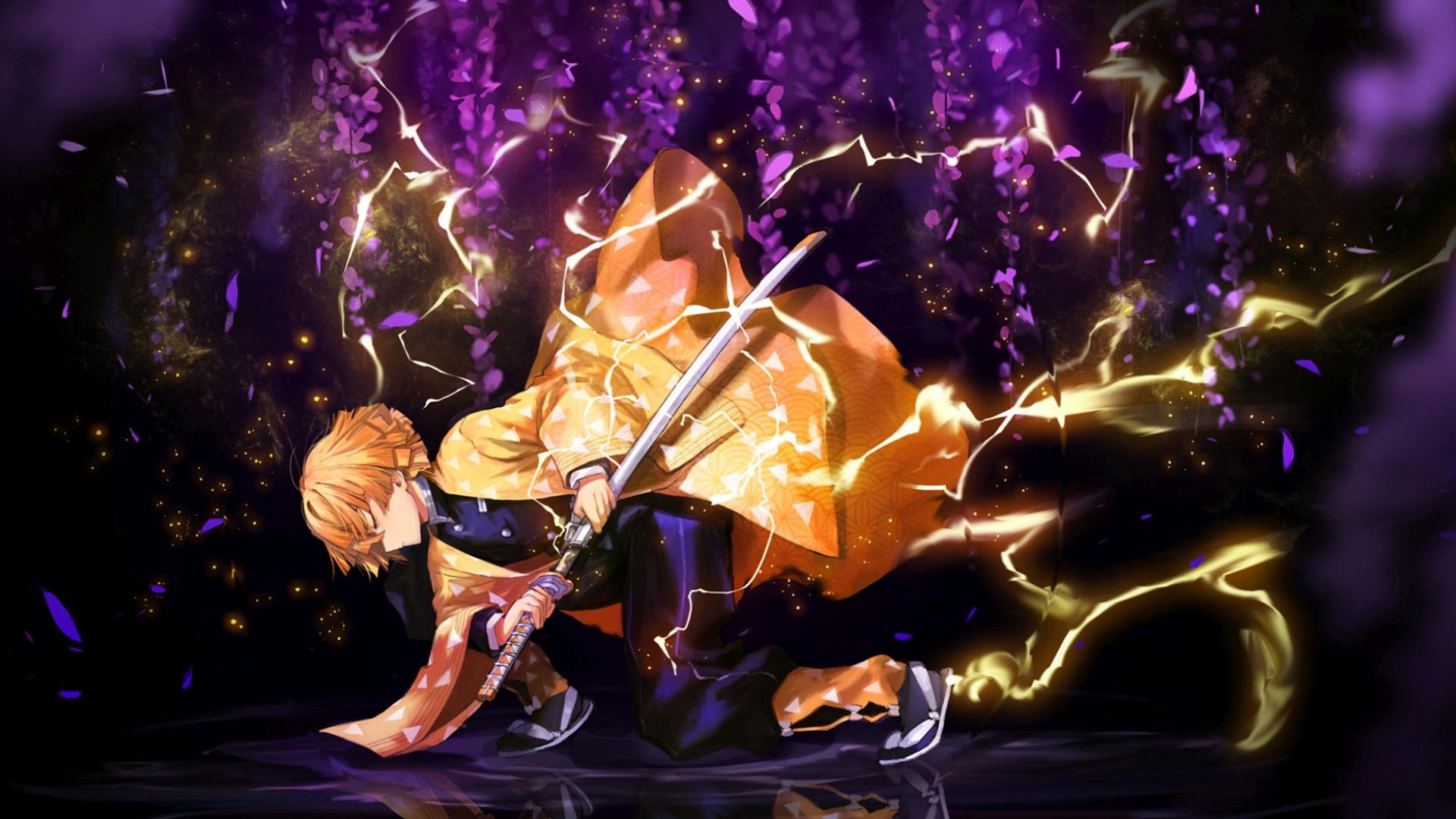 Demon Slayer 1080p wallpaper