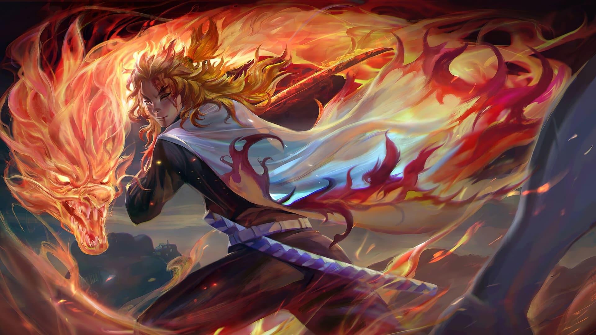 Demon Slayer free image