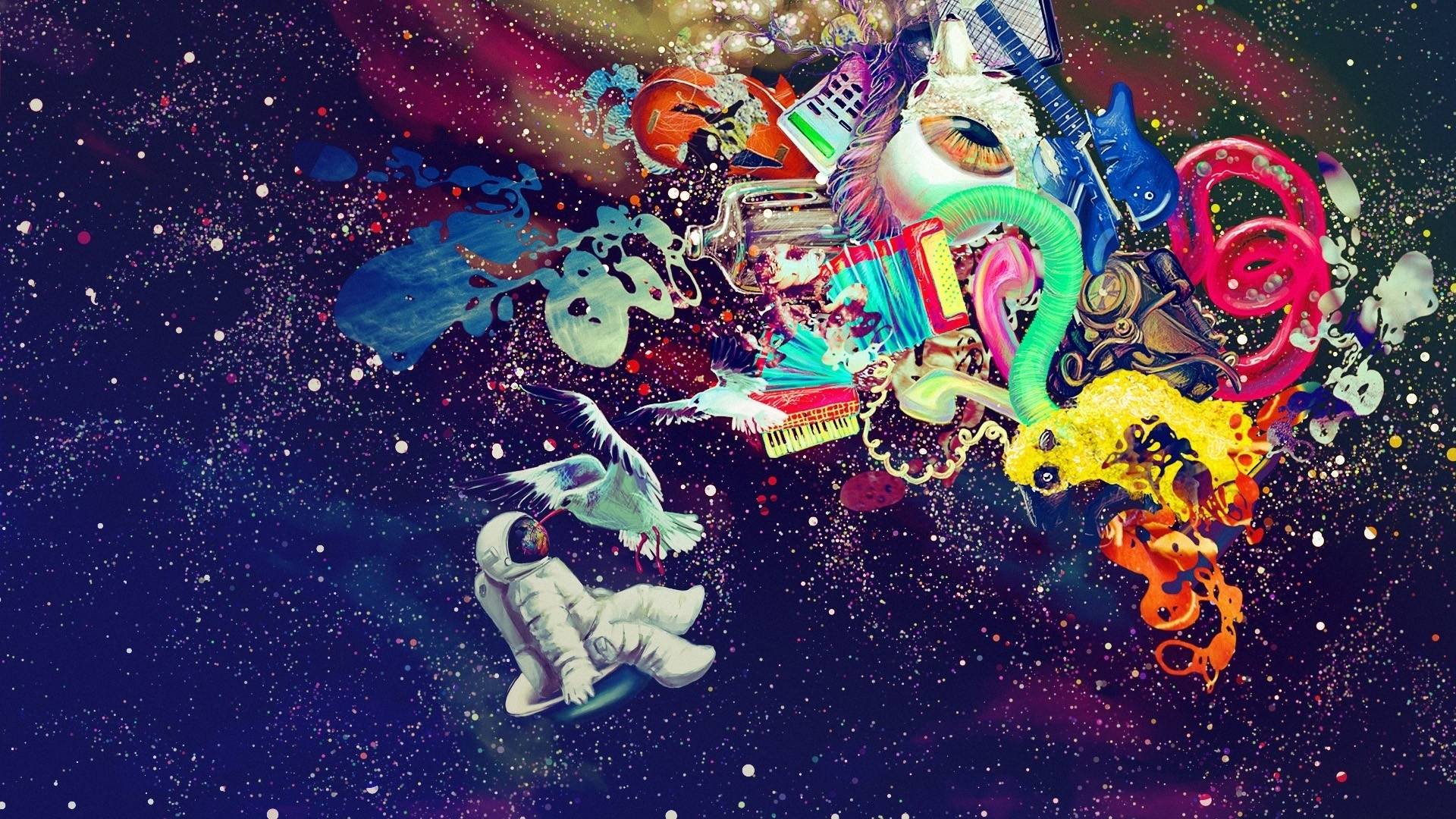 Psychedelic Full HD Wallpaper And Background Image   1920x1080   Id computer wallpaper