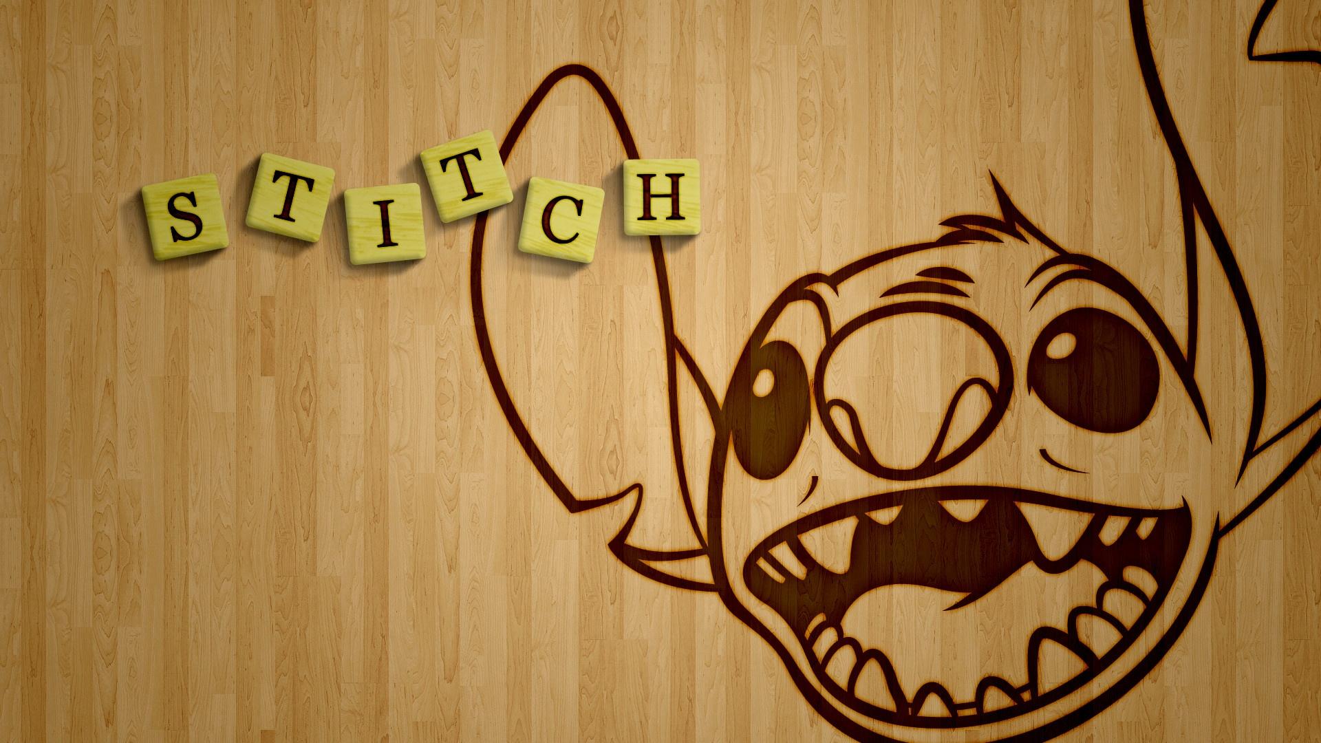 Stitch free picture