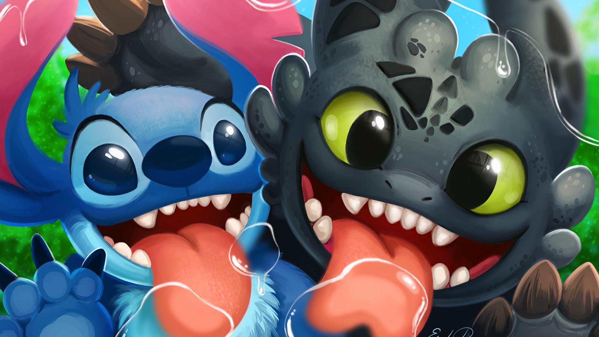 Stitch free background