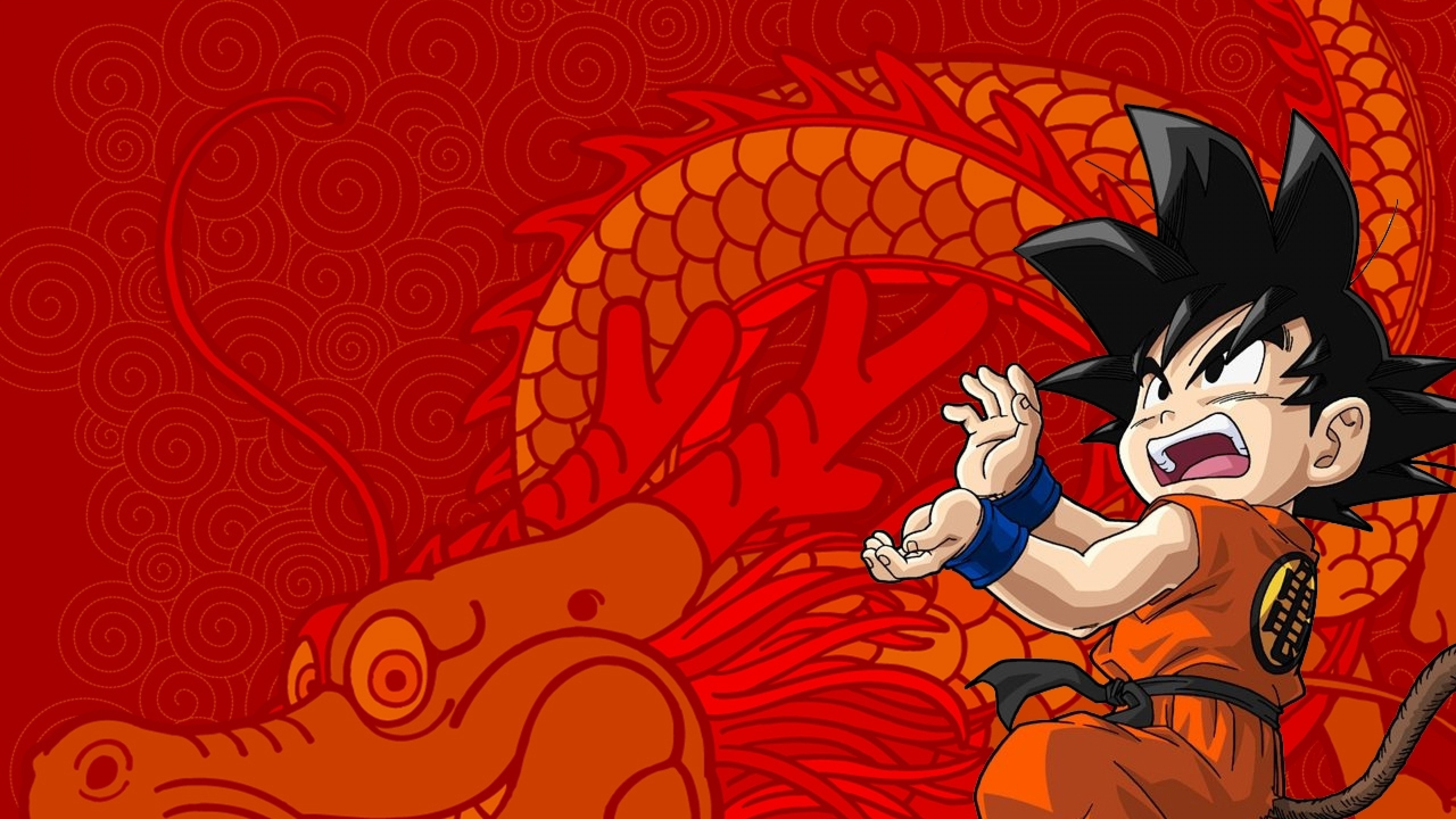 Goku desktop wallpaper free download