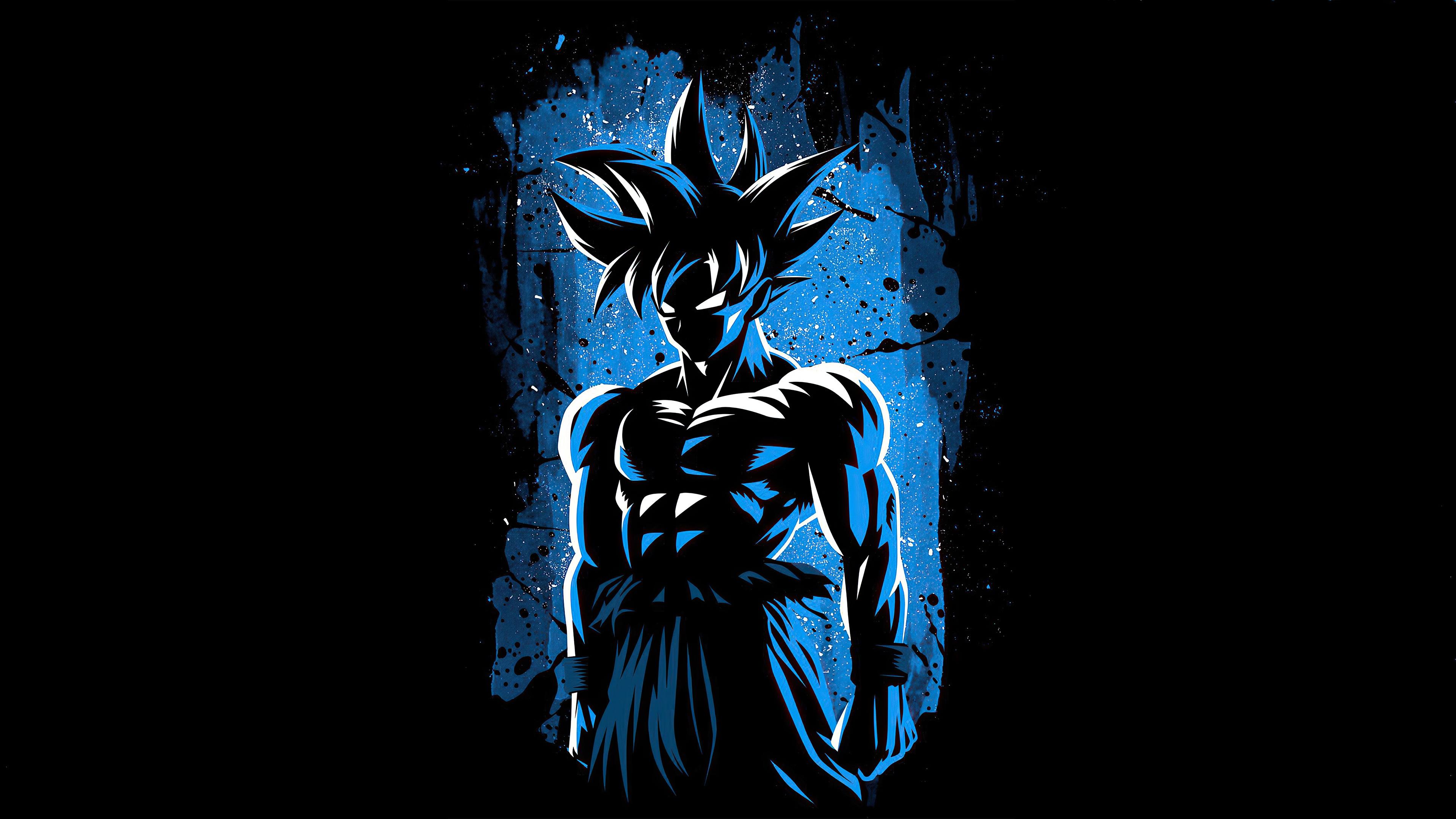 Goku windows background