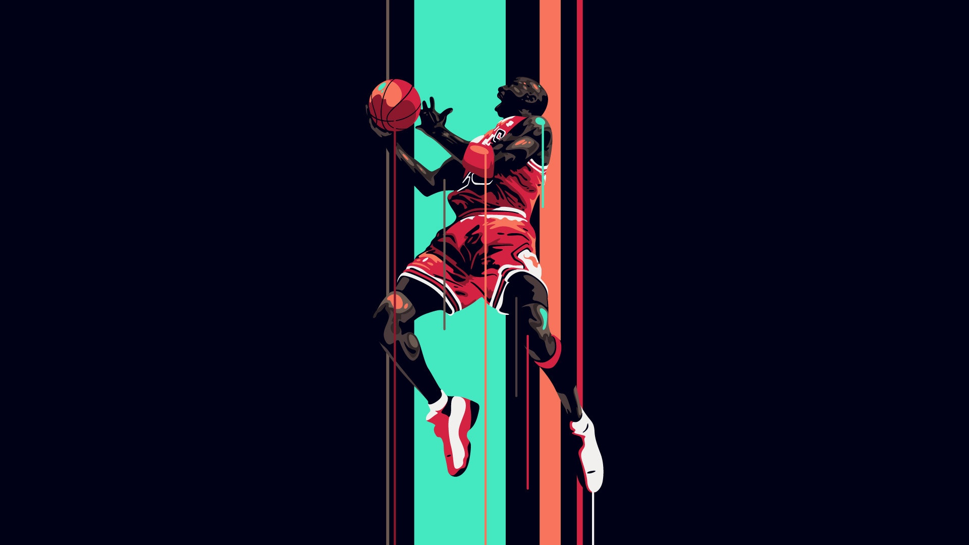 Michael Jordan desktop background