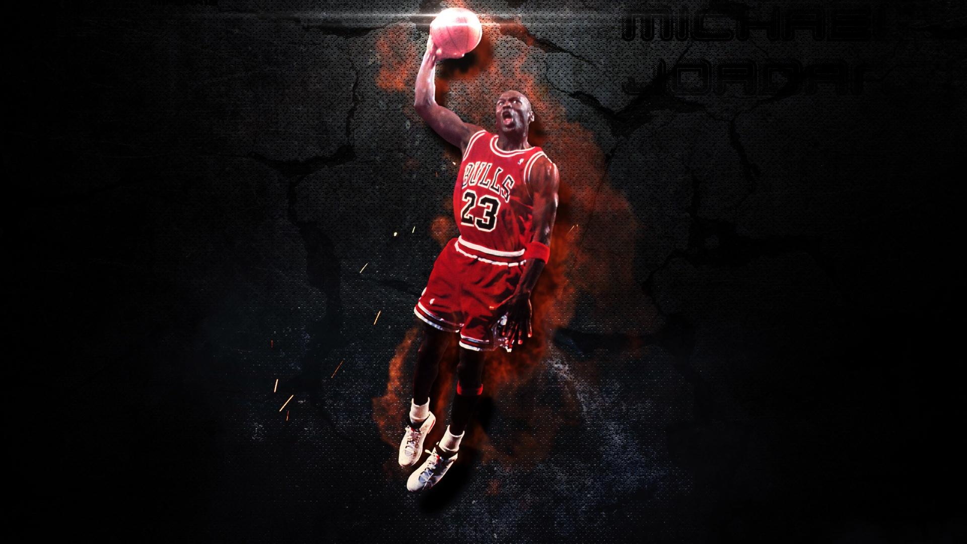 Michael Jordan cool background