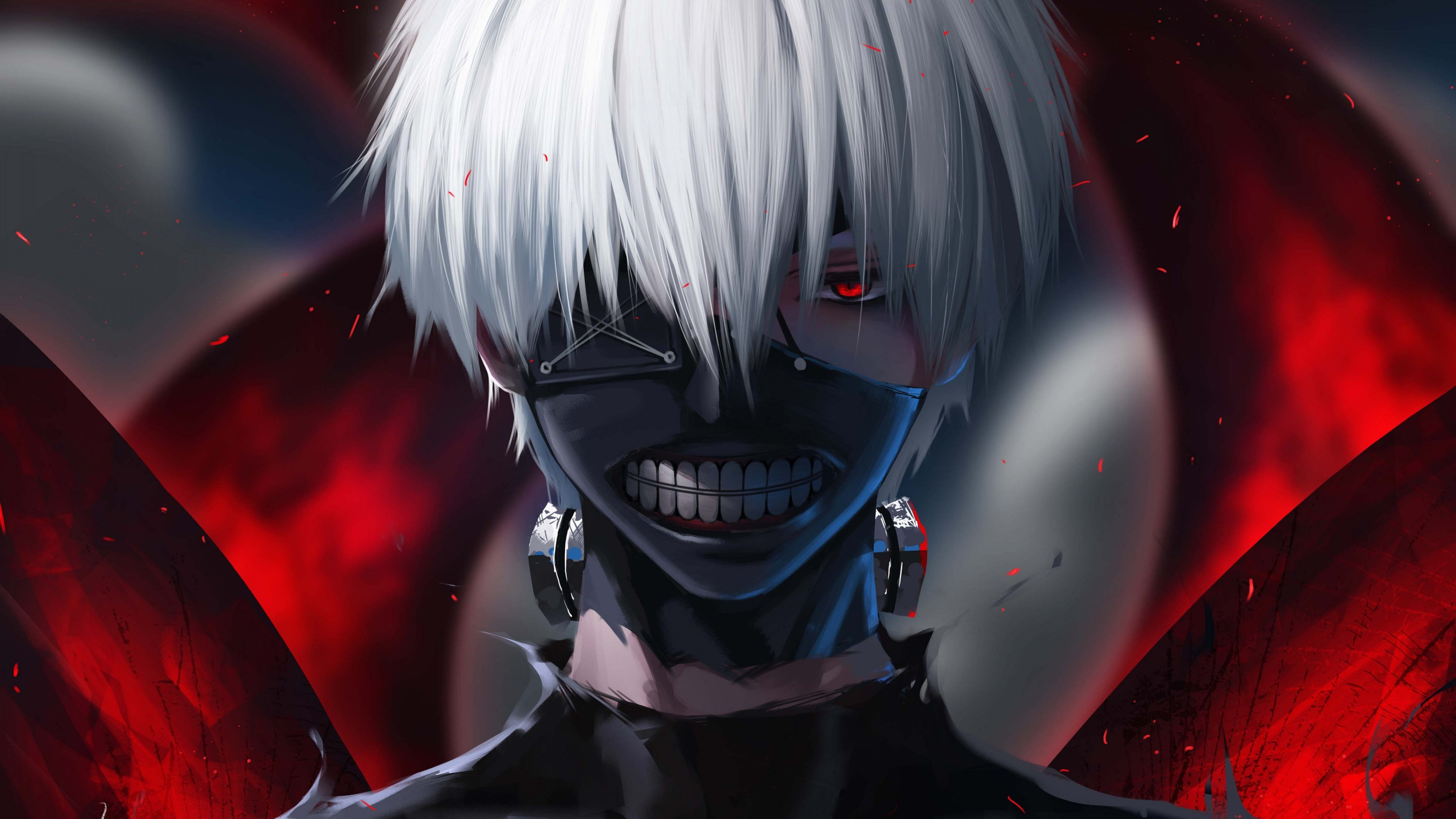 Tokyo Ghoul background wallpaper