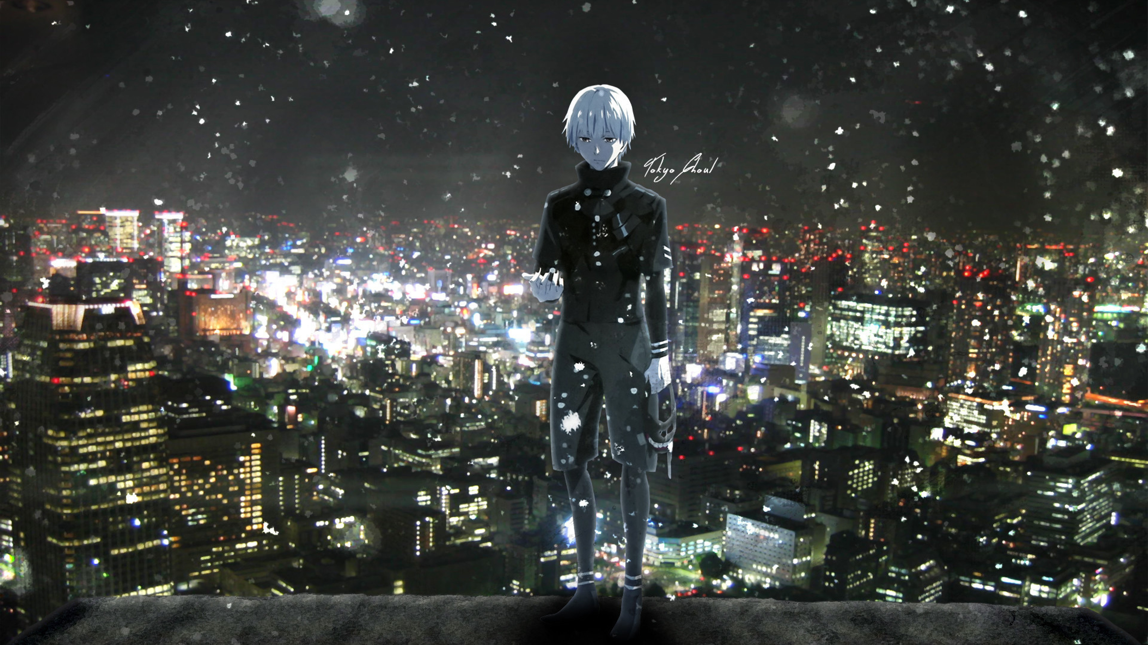 Tokyo Ghoul computer background