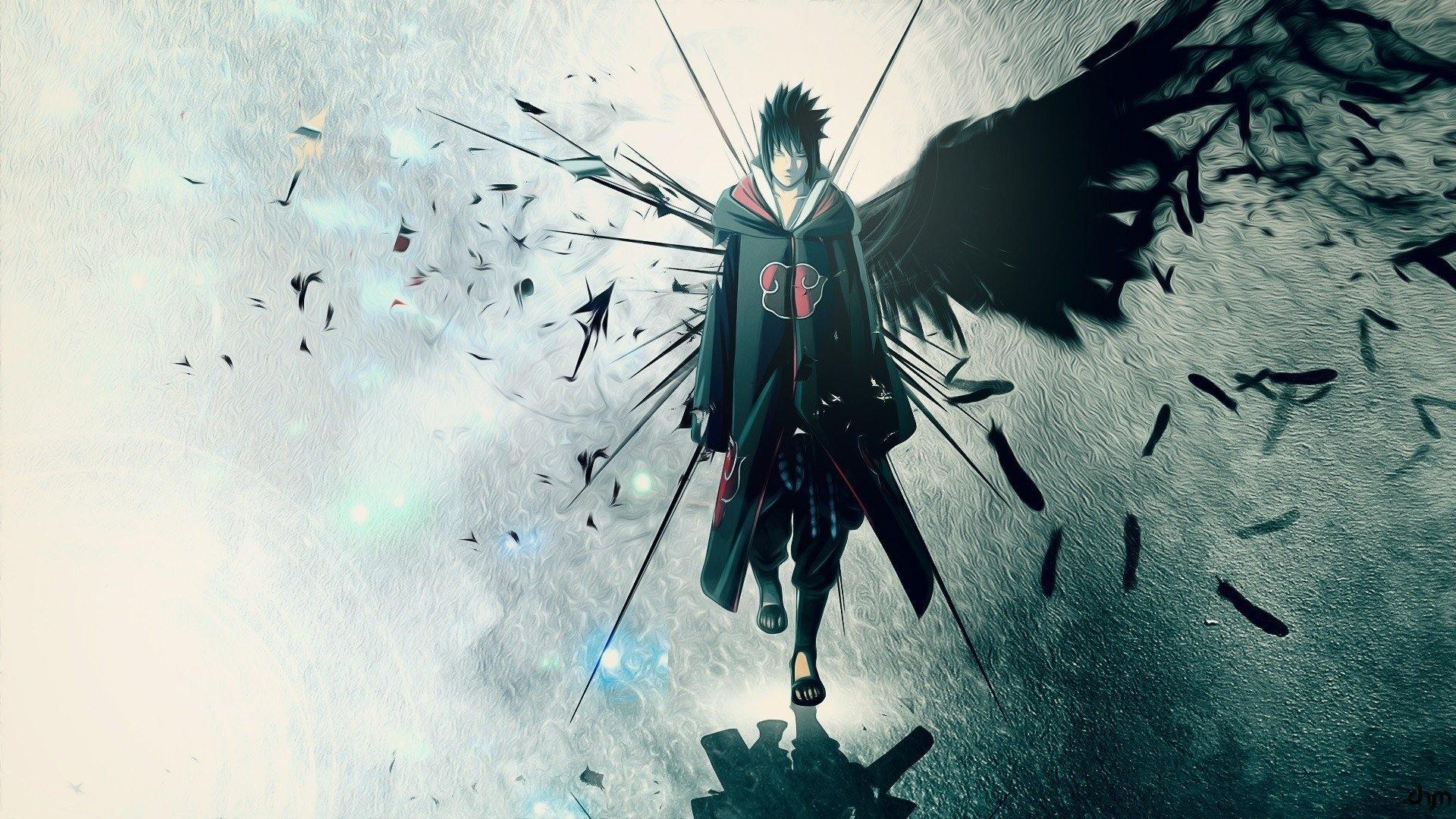 Sasuke 1920x1080 wallpaper