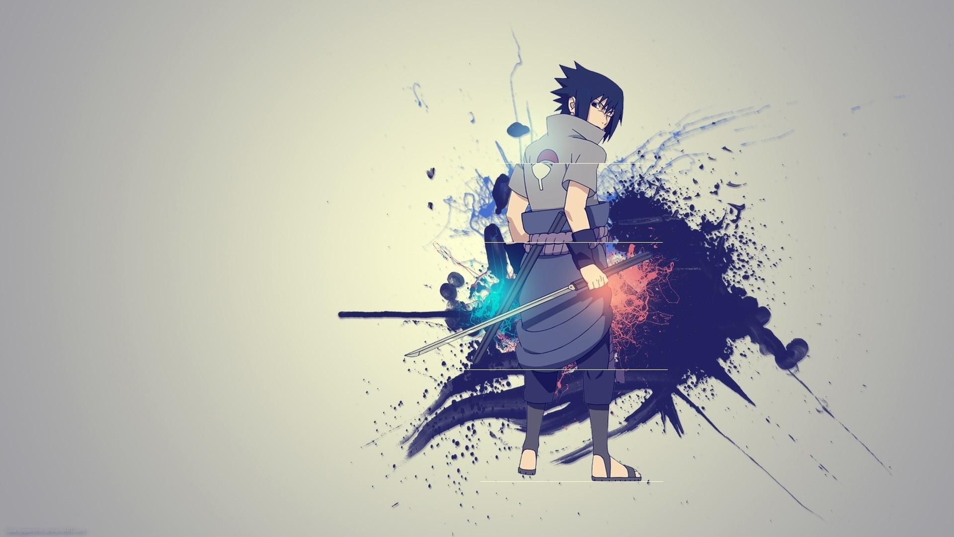 Sasuke best background