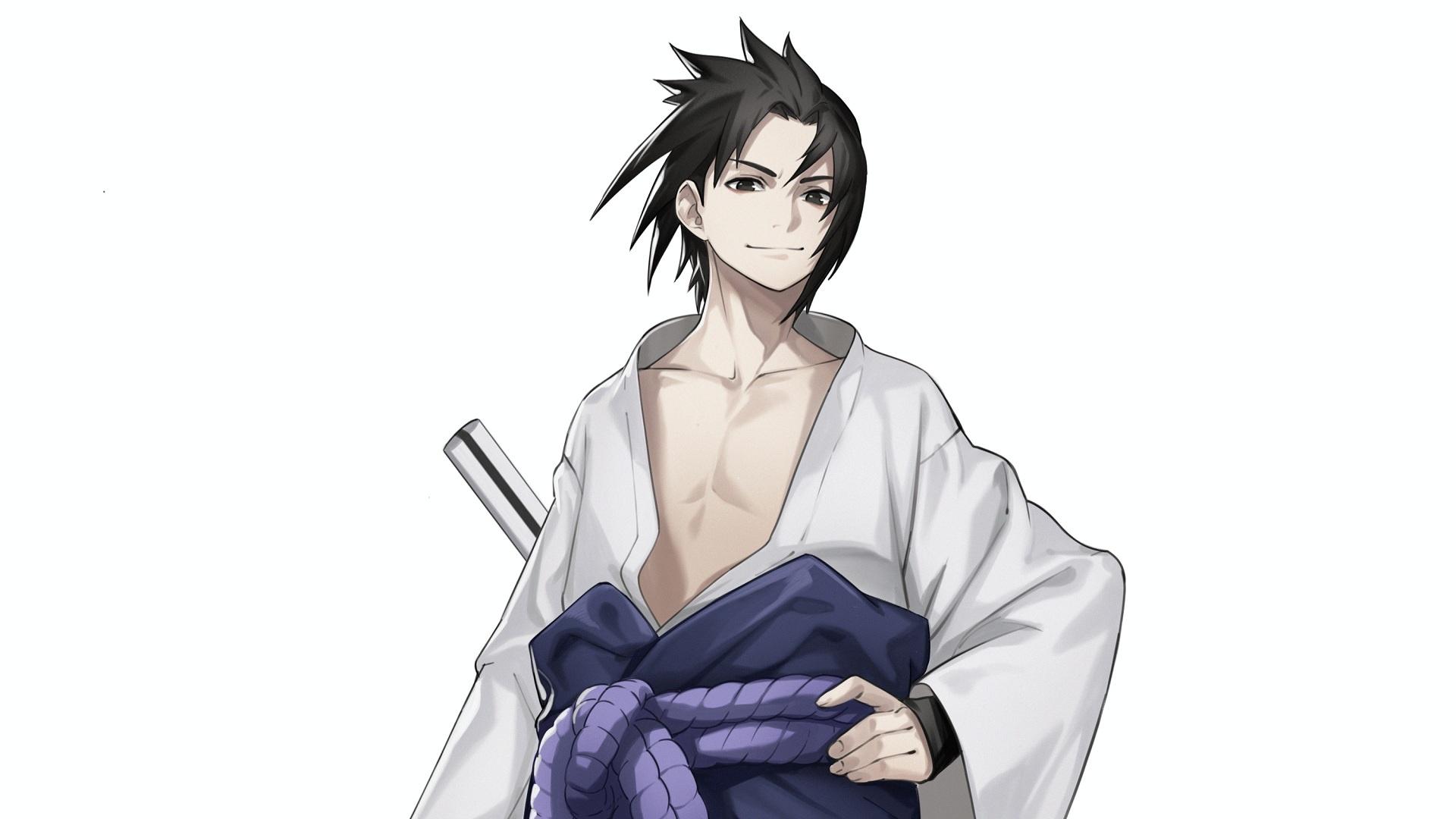 Sasuke background wallpaper