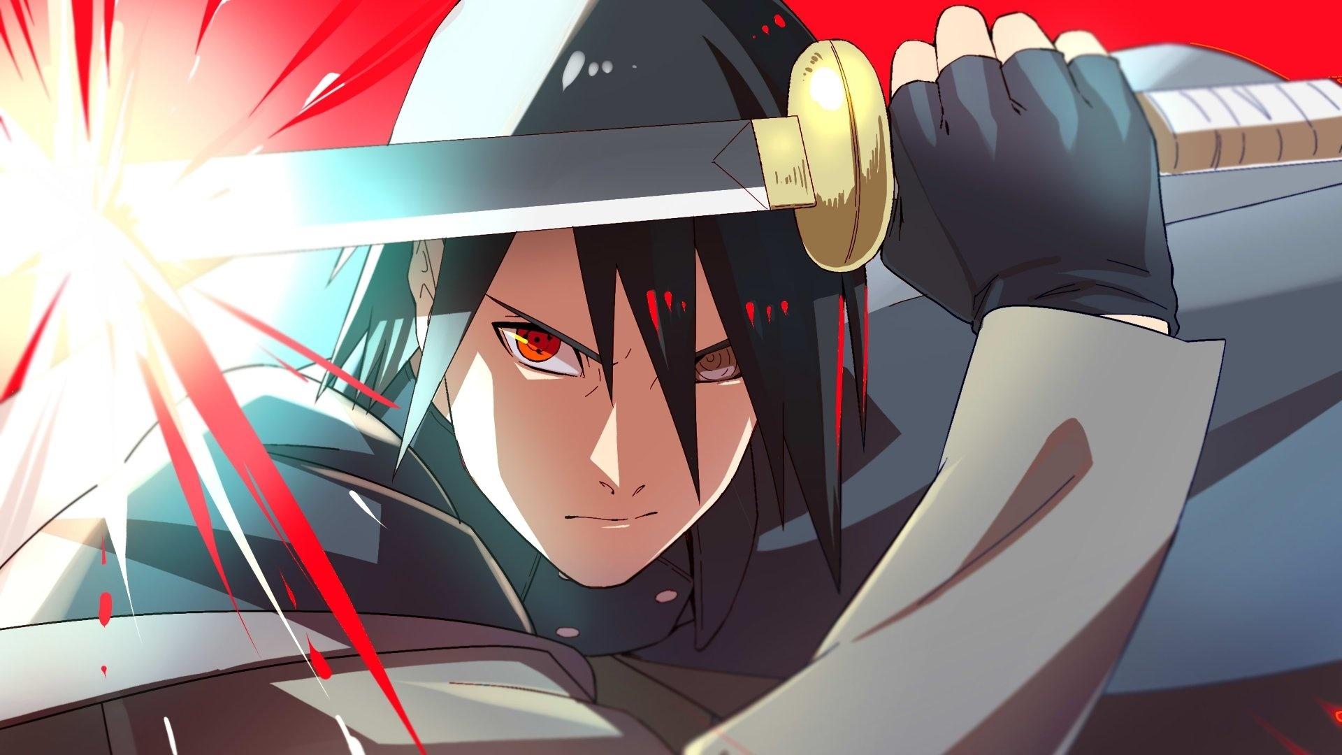 Sasuke desktop wallpaper